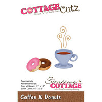 Cottage Cutz - Coffee & Donuts, Stanssisetti