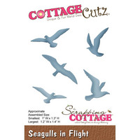 Cottage Cutz - Seagulls In Flight, Stanssisetti