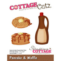Cottage Cutz - Pancakes & Waffle, Stanssisetti