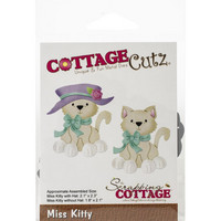 Cottage Cutz - Miss Kitty, Stanssisetti