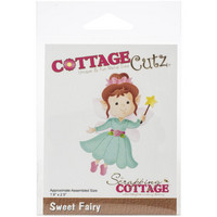 Cottage Cutz - Sweet Fairy, Stanssisetti