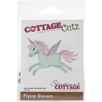 Cottage Cutz - Flying Unicorn, Stanssisetti