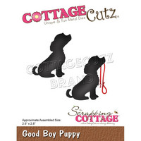 Cottage Cutz - Good Boy Puppy, Stanssisetti