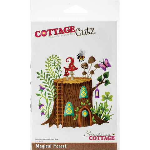 Cottage Cutz - Magical Forest, Stanssisetti