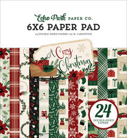 Echo Park - A Cozy Christmas Double-Sided Paper Pad 6