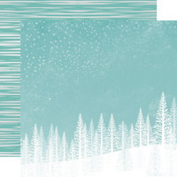 Kaisercraft - Let It Snow Double-Sided Cardstock 12