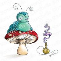 Stamping Bella - Oddball Caterpillar, Leimasetti
