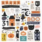 American Crafts - Hey, Pumpkin Chipboard Stickers 12