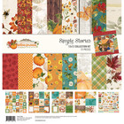 Simple Stories - Autumn Splendor Collection Kit 12
