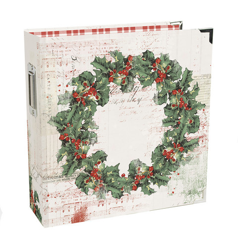 Simple Stories - Country Christmas, Sn@p! Binder 6'X8'
