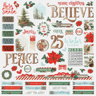 Simple Stories - Country Christmas Combo Sticker 12