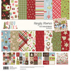 Simple Stories - Holly Jolly Collection Kit 12