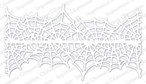 Impression Obsession - Spider Web Panel, Stanssi