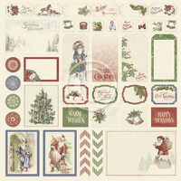 Pion Design - A Christmas to Remember, Cut Outs I