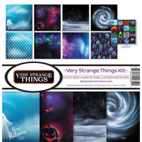 Reminisce  - Very Strange Things, Collection Kit 12