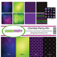 Reminisce  - Zombie Party, Collection Kit 12