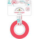 Doodlebug - I Heart Travel, Washi Tape 15mmX11m, Going Places