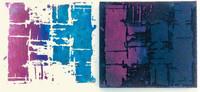 ArtFoamies - Rebekah Meier: Broken Blocks, Vaahtomuovileimasin