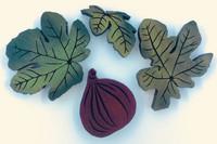 ArtFoamies - RTR: Fig Packet, Vaahtomuovileimasinsetti