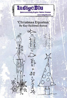 IndigoBlu - Christmas Equation, Leimasetti