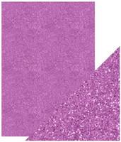 Tonic - Glitterkartonki, Berry Fizz, A4, 5 arkkia