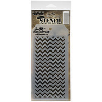 Tim Holtz - Layered Stencil, Shifter Chevron