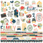 Simple Stories - So Happy Together Cardstock Stickers 12