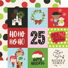 Simple Stories - Say Cheese Christmas Double-Sided Cardstock 12