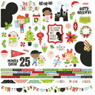 Simple Stories - Say Cheese Christmas Cardstock Sticker 12
