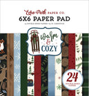 Echo Park - Warm And Cozy Double-Sided Paper Pad 6