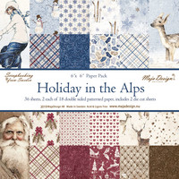 Maja Design - Holiday in the Alps, Paperikko, 6