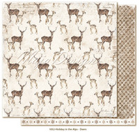 Maja Design - Holiday in the Alps, Deers