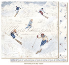 Maja Design - Holiday in the Alps, Slalom