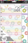 Mambi - Planner Babe Happy Planner Classic, Dashboards, 3 kpl