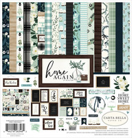 Carta Bella - Home Again, Collection Kit 12