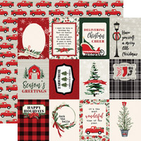 Carta Bella - Christmas Market Double-Sided Cardstock 12