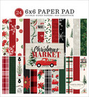 Carta Bella - Christmas Market Double-Sided Paper Pad 6