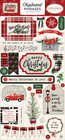 Carta Bella - Christmas Market Chipboard 6
