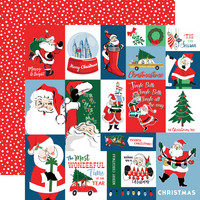 Carta Bella - Merry Christmas Double-Sided Cardstock 12