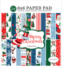 Carta Bella - Merry Christmas Double-Sided Paper Pad 6