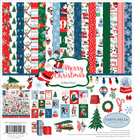 Carta Bella - Merry Christmas, Collection Kit 12