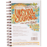 Strathmore - Visual Journal Bristol Smooth 5,5'X8'