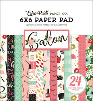 Echo Park - Salon Double-Sided Paper Pad 6