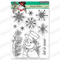 Penny Black - Frosty's Flakes, Leimasetti