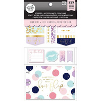 Mambi - Happy Planner Accessory Pack, Glam Girl