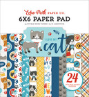 Echo Park - I Love My Cat Double-Sided Paper Pad 6