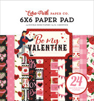 Echo Park - Be My Valentine Double-Sided Paper Pad 6