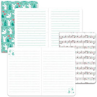 Lawn Fawn - Snow Day Remix Mini Notebooks, Vihkosetti
