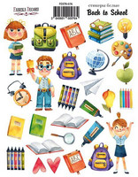 Fabrika Decoru - Tarra-arkki, Back to School