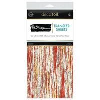 Deco Foil - Brutus Monroe Deco Foil Transfer Sheets (T), Sunrise